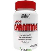 Lipo-6 Carnitina 120 cápsulas