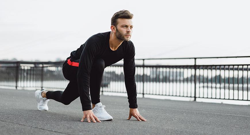Hacer ejercicio cuando hace frio
