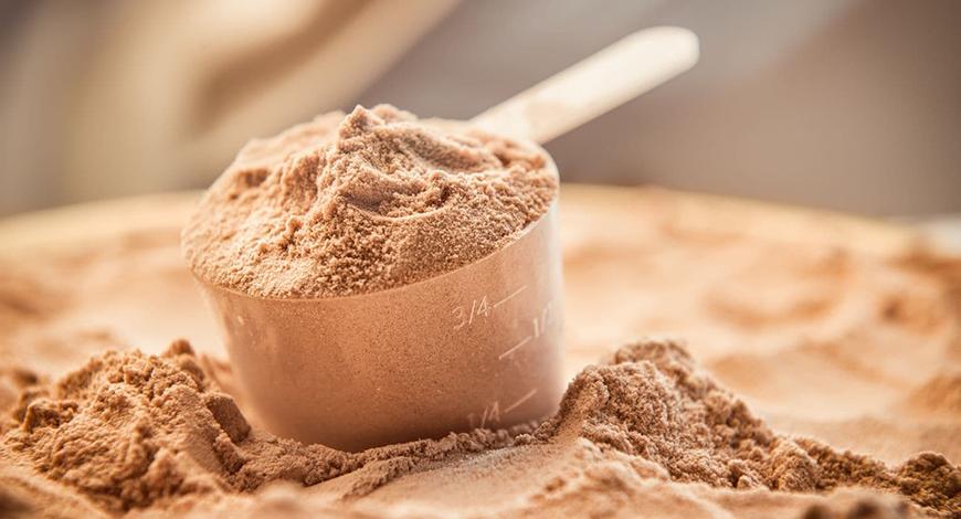 Proteína concentrada de suero de leche