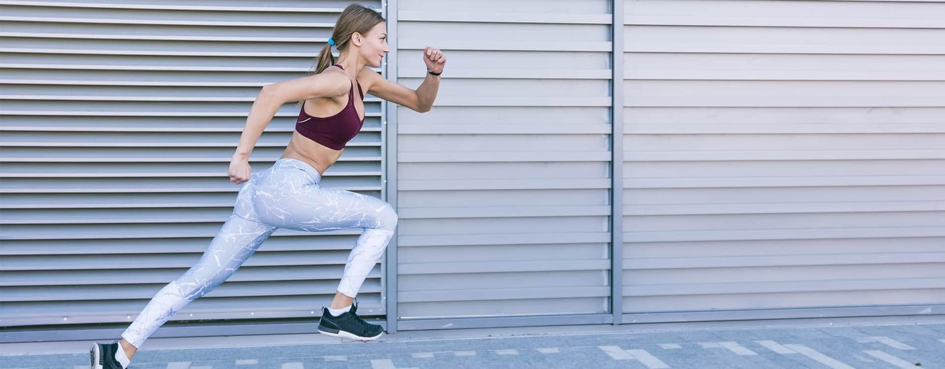 ¿Qué le pasa a tu cuerpo después de correr 30 minutos?