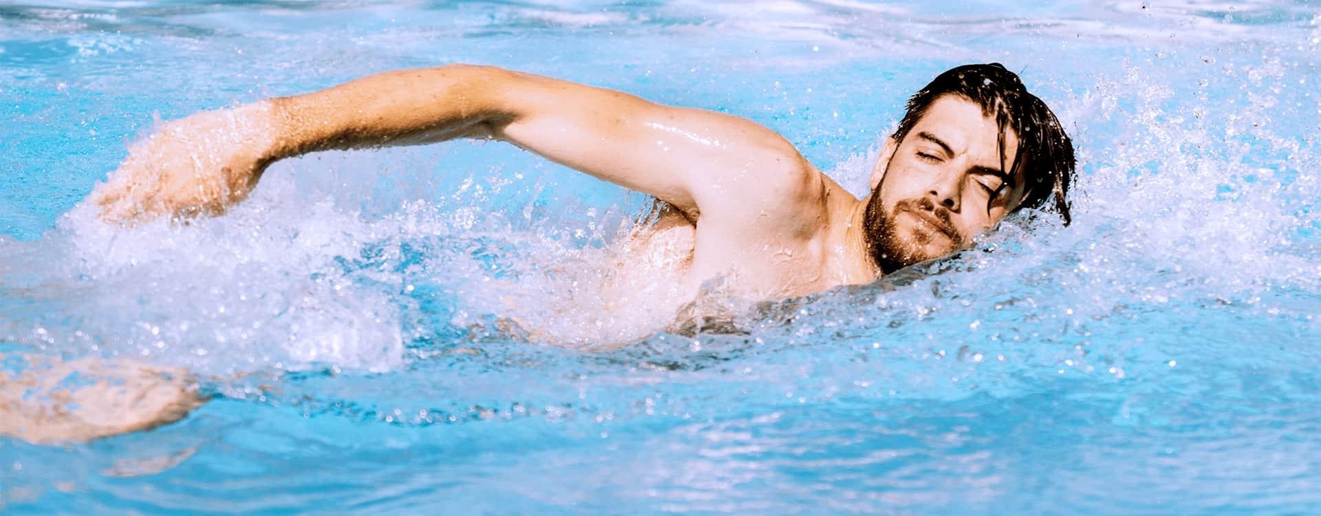 La natación y sus beneficios en la salud