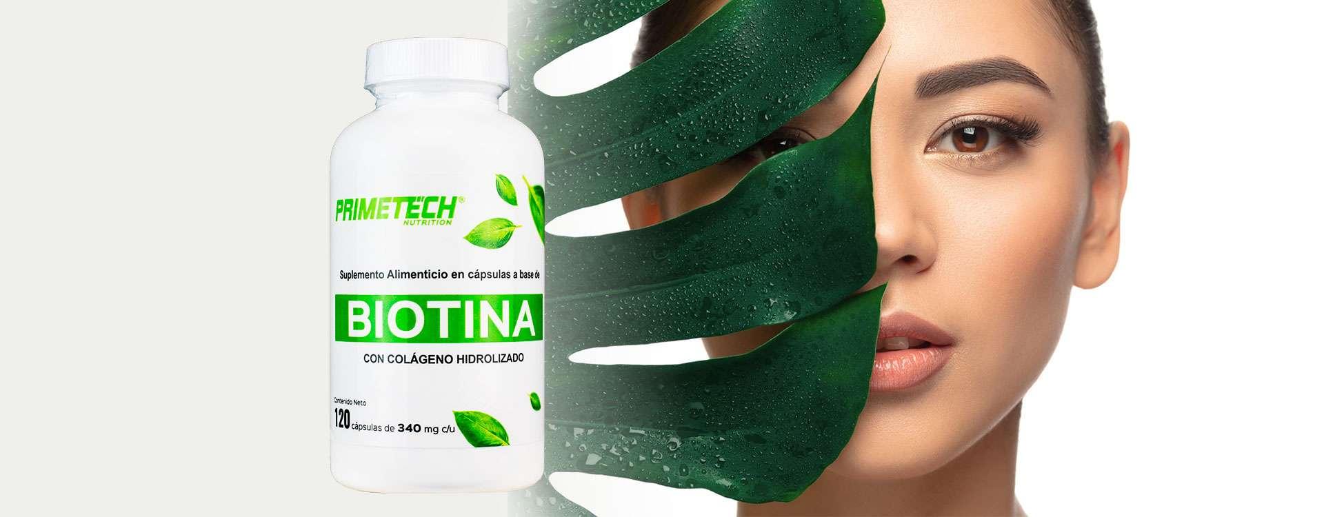 Biotina y dieta Keto
