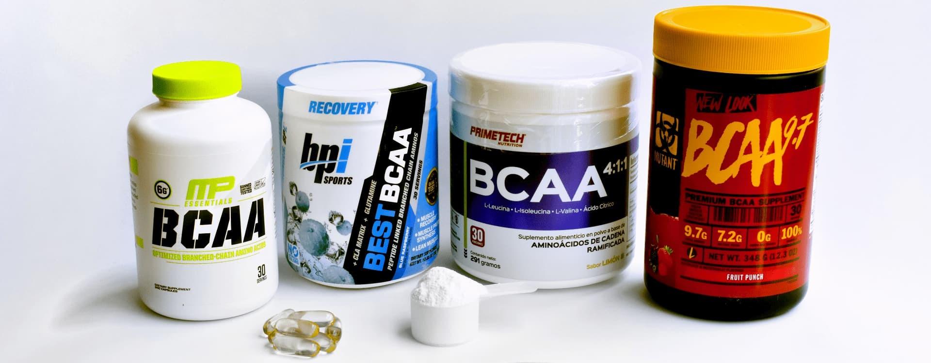 4 Beneficios reales de los BCAAs