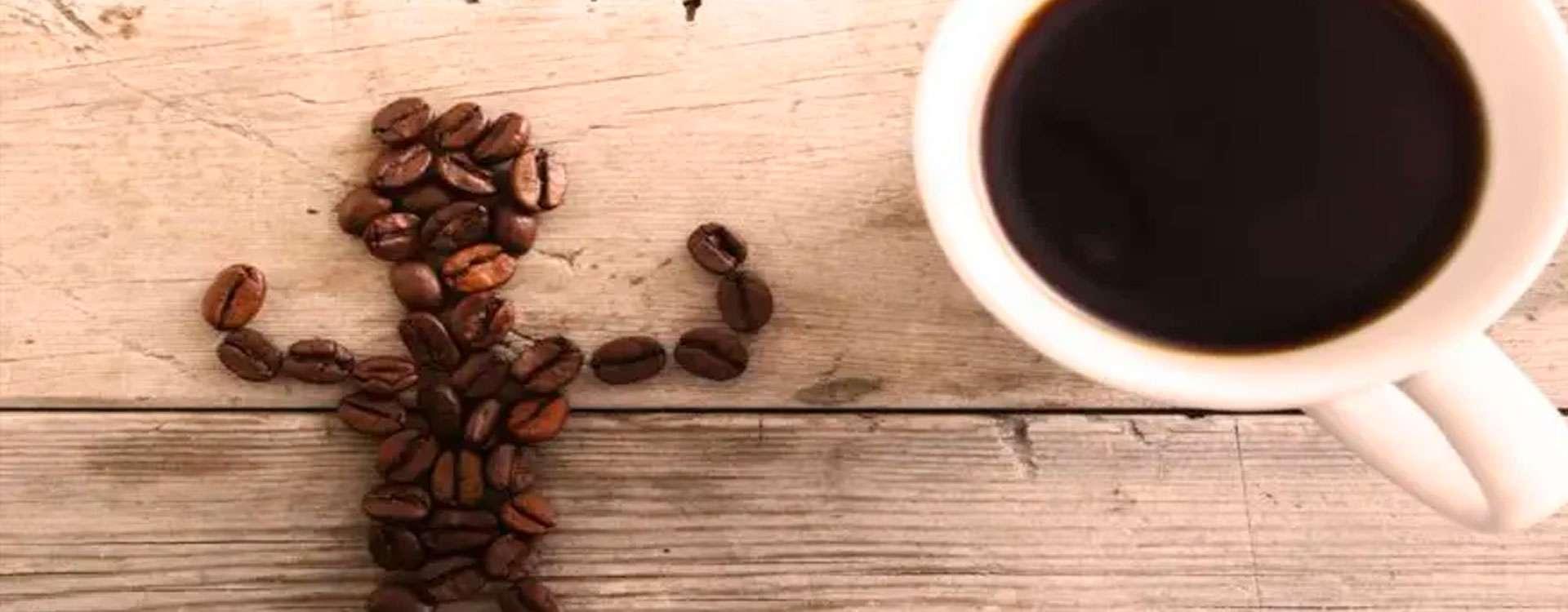 Cafeína, un aliado para tu entrenamiento