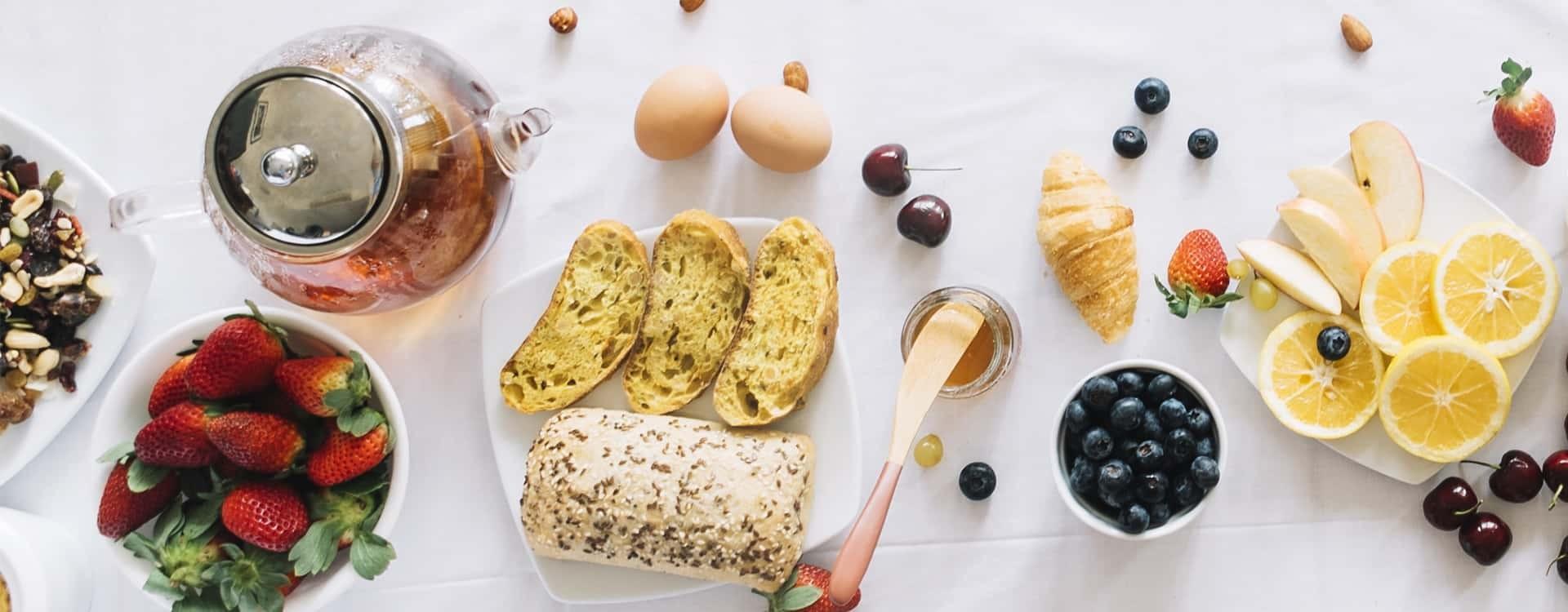 Carbohidratos para una dieta saludable