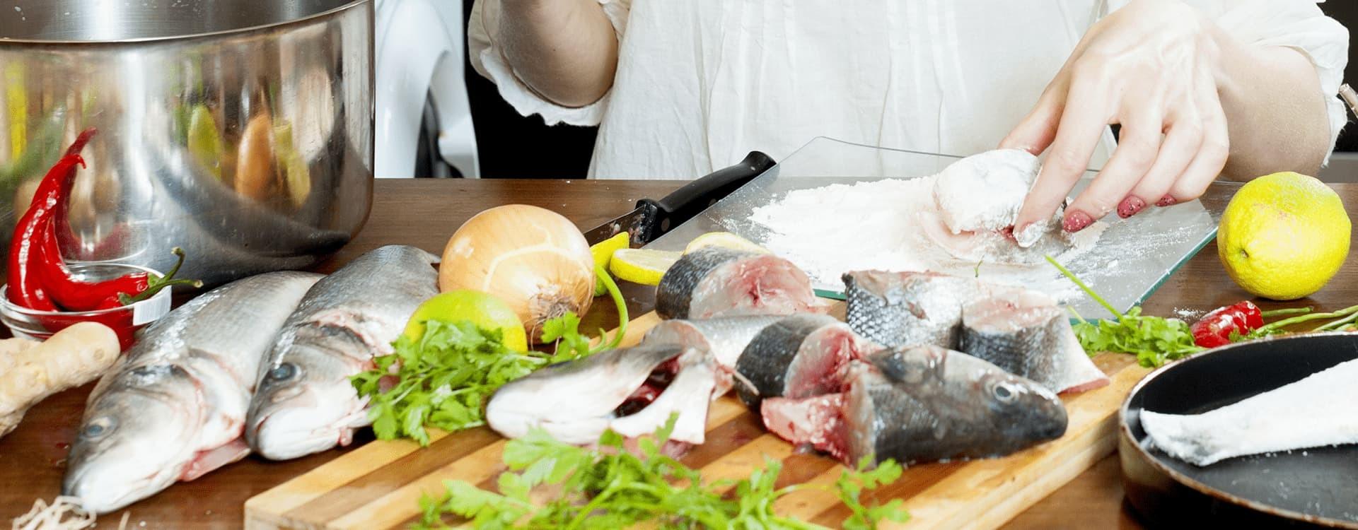 5 beneficios de consumir pescados
