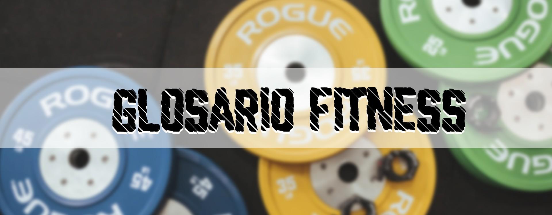 Glosario Fitness